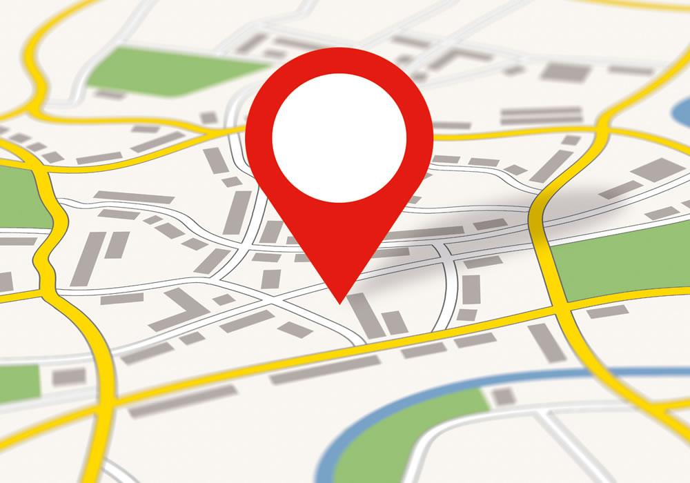 美容室ホームページのアクセス・GoogleMap