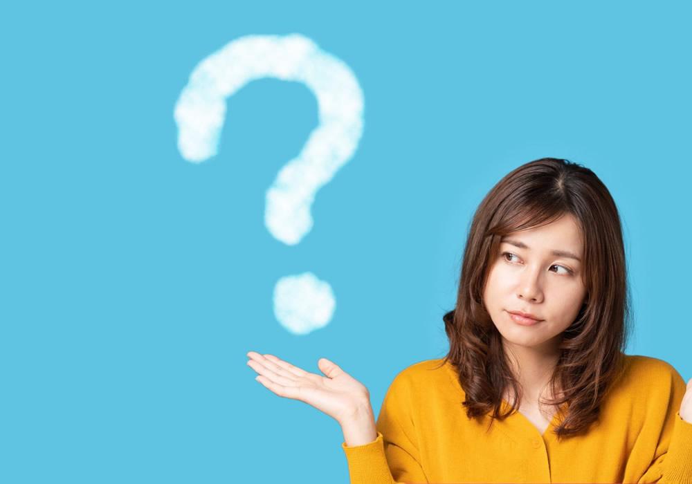 美容室ホームページのよくあるご質問(FAQ)