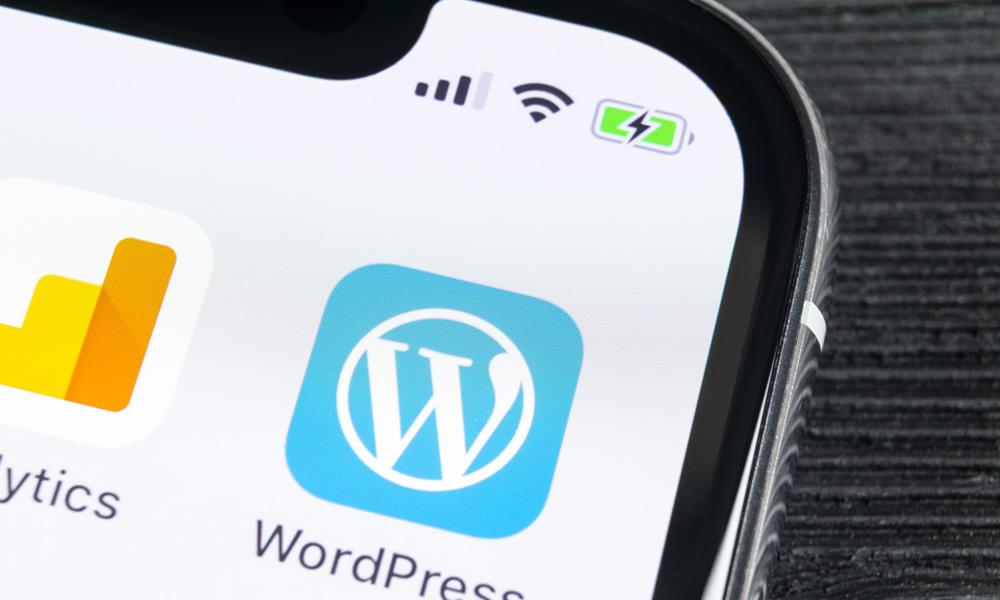 WordPressのような無料CMSで美容室ホームページを制作するケース